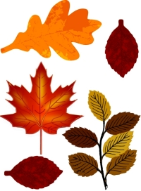 6 Best Images of Fall Printable Paper Cut Outs ...