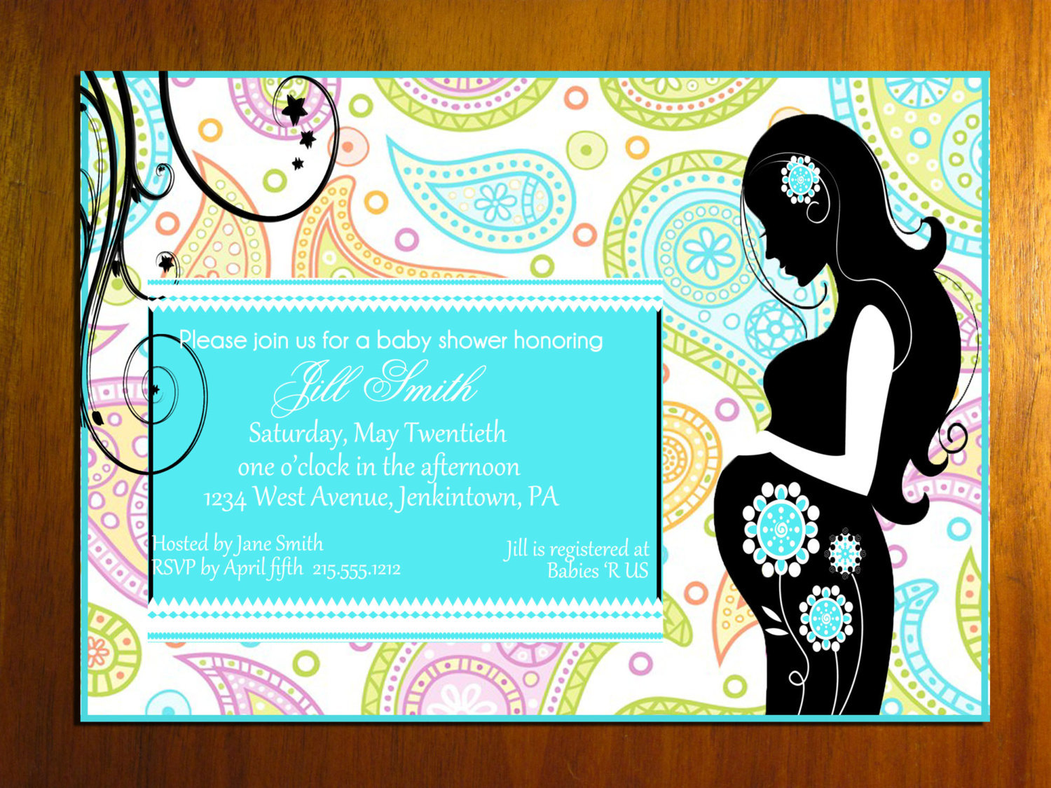 baby shower invitation cards free printable baby shower invitations