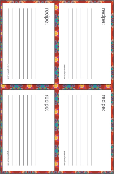 9 Best Images of Printable Index Cards With Lines ...