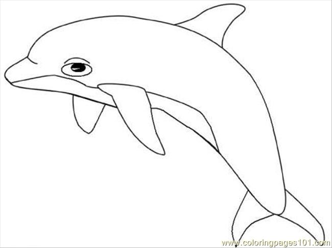 6 Images of Dolphin Printable Coloring Bookmarks
