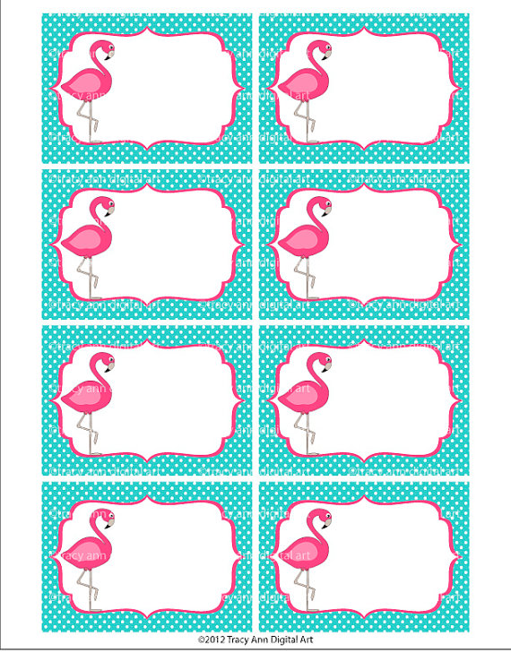 4 Best Images Of Free Printable Pink Flamingo Free