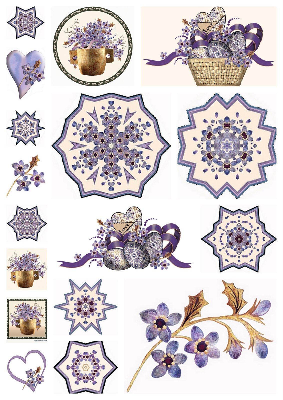 5 Images of Printable Embellishment Scrapbook Clip Art
