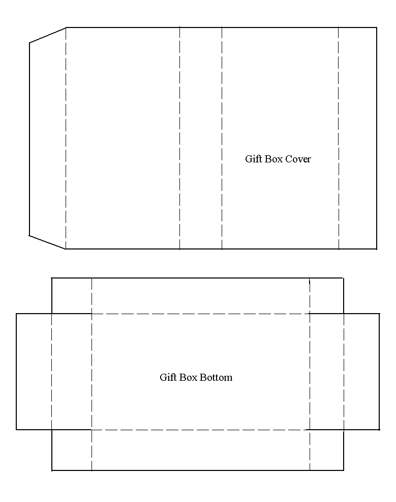 7 best images of free printable christmas gift box template free printable christmas gift. Black Bedroom Furniture Sets. Home Design Ideas