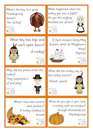 8 Images of Printable Thanksgiving Lunch Box Notes