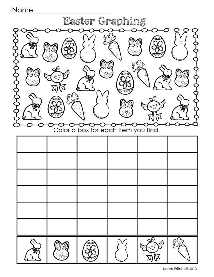math worksheet : 6 best images of kindergarten graphing printable worksheets  : Fun Kindergarten Math Worksheets