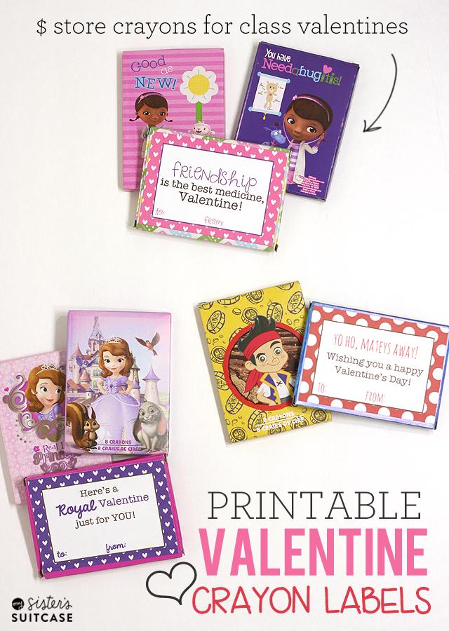 8 Images of Disney Valentine Printables Boy