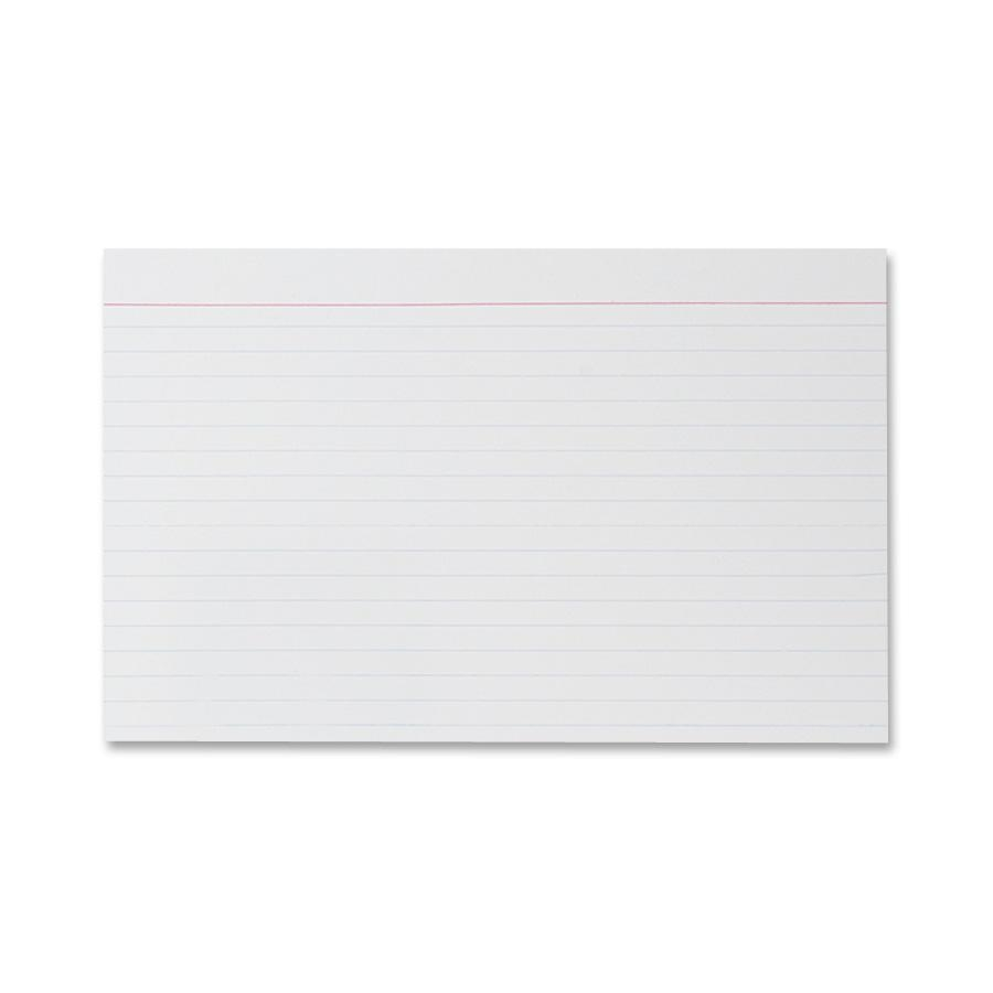 9 best images of printable index cards with lines for 5 by 8 index card template
