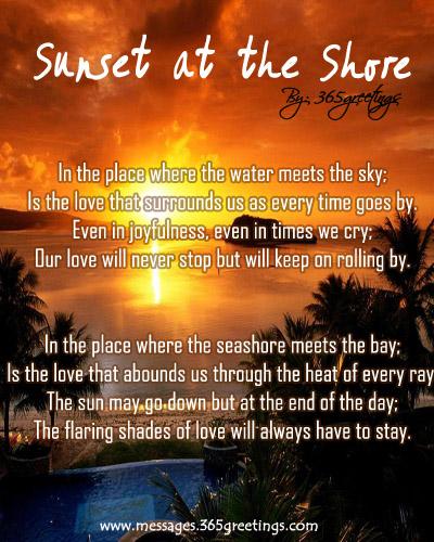 Romantic Short Poems About Love