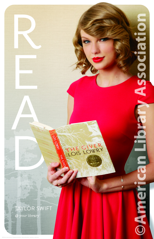 Taylor Swift Reads