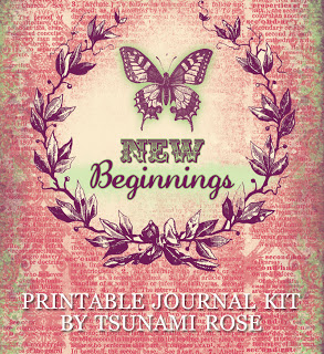 5 Images of Printable Journal Designs