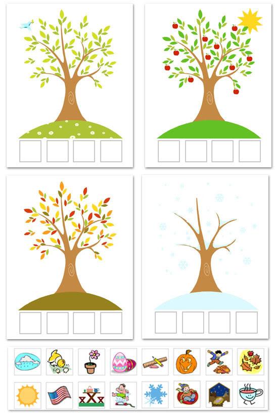 math worksheet : worksheets on seasons for kindergarten  worksheets for education : Four Seasons Worksheets For Kindergarten
