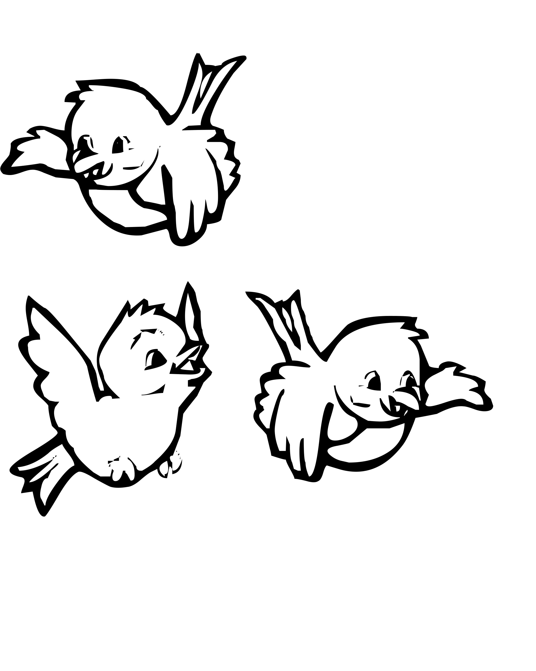 Coloring Pages of Birds for Kids
