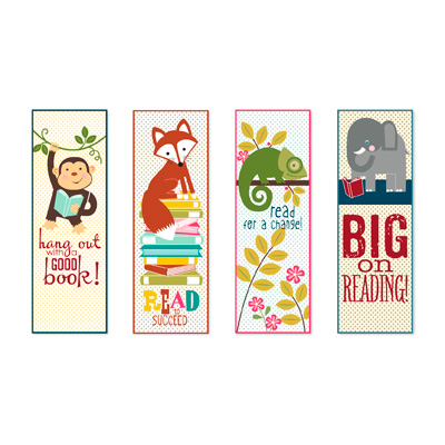 5 best images of animal print bookmarks printables printable animal bookmarks free printable. Black Bedroom Furniture Sets. Home Design Ideas