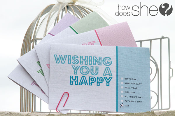 7 Images of Printable All Occasion Cards