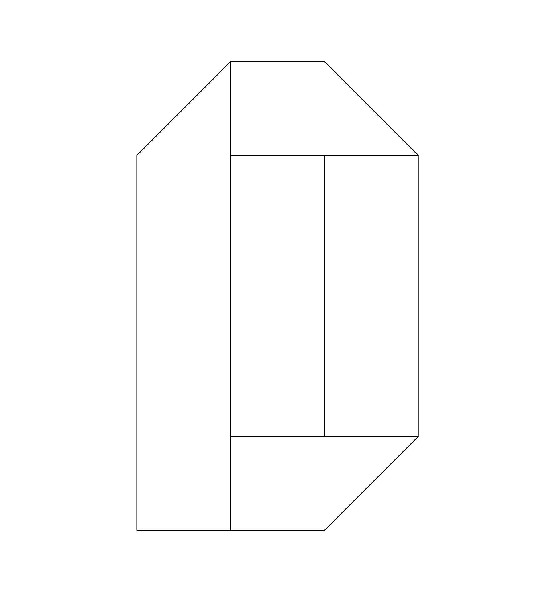Free Printable Letter Stencils D