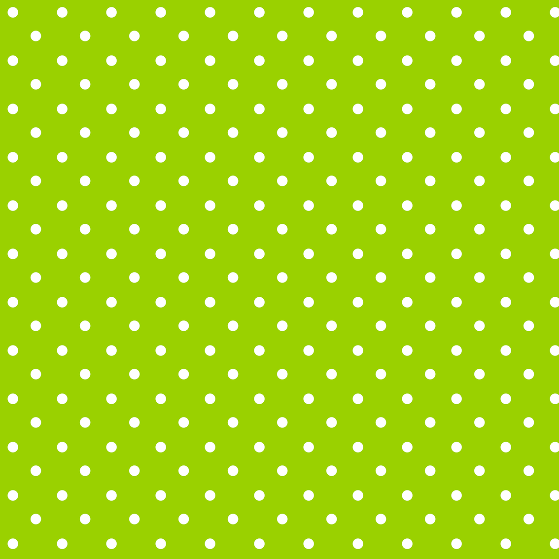 7 Images of Green Polka Dot Printable