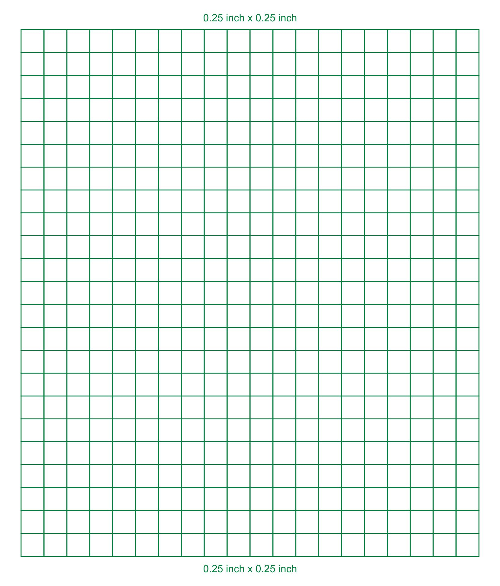 4 Images of Printable 5X5 Grid