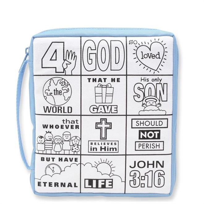 john 3 16 coloring pages - photo#20