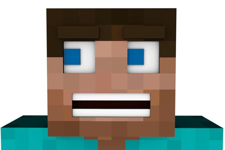 3 Best Images Of Minecraft Steve Face Printable Minecraft Steve Face Minecraft Steve Face And How To Make A Minecraft Steve Head Printable Printablee Com