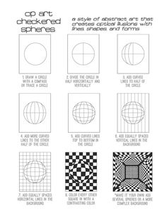 Printables Op Art Worksheet op art worksheet davezan worksheets versaldobip