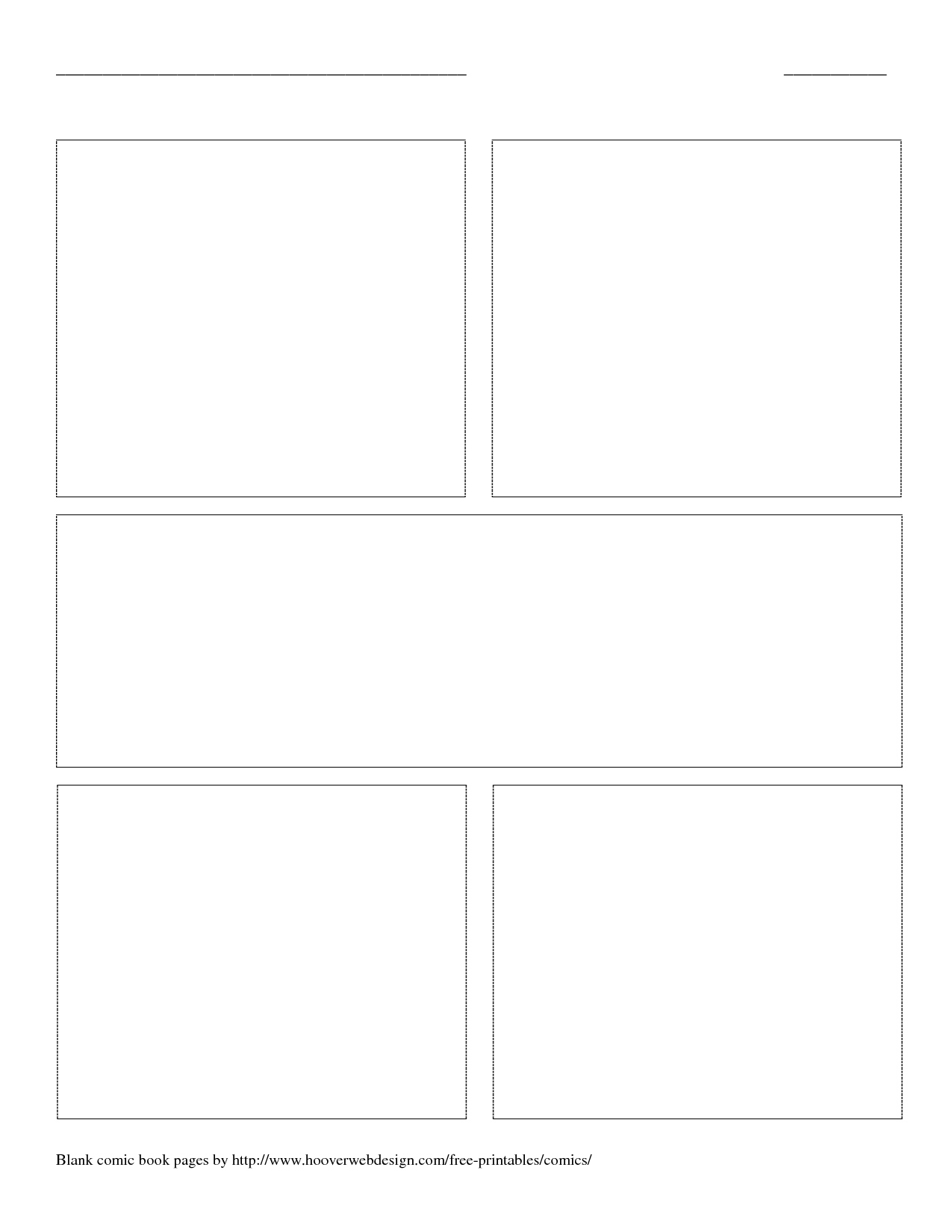 comic strip paper blank comic strip templates comic book template