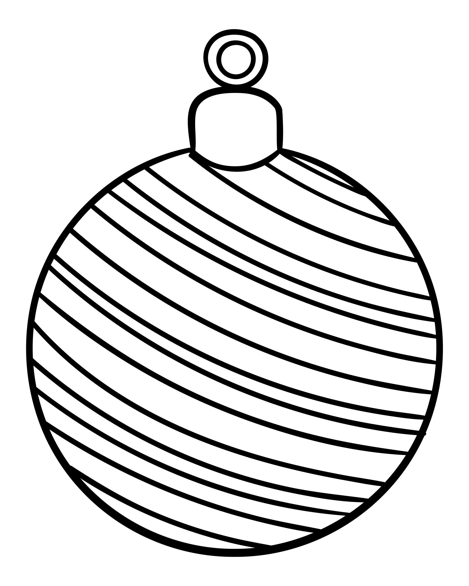 The Best Christmas Ornaments Printable