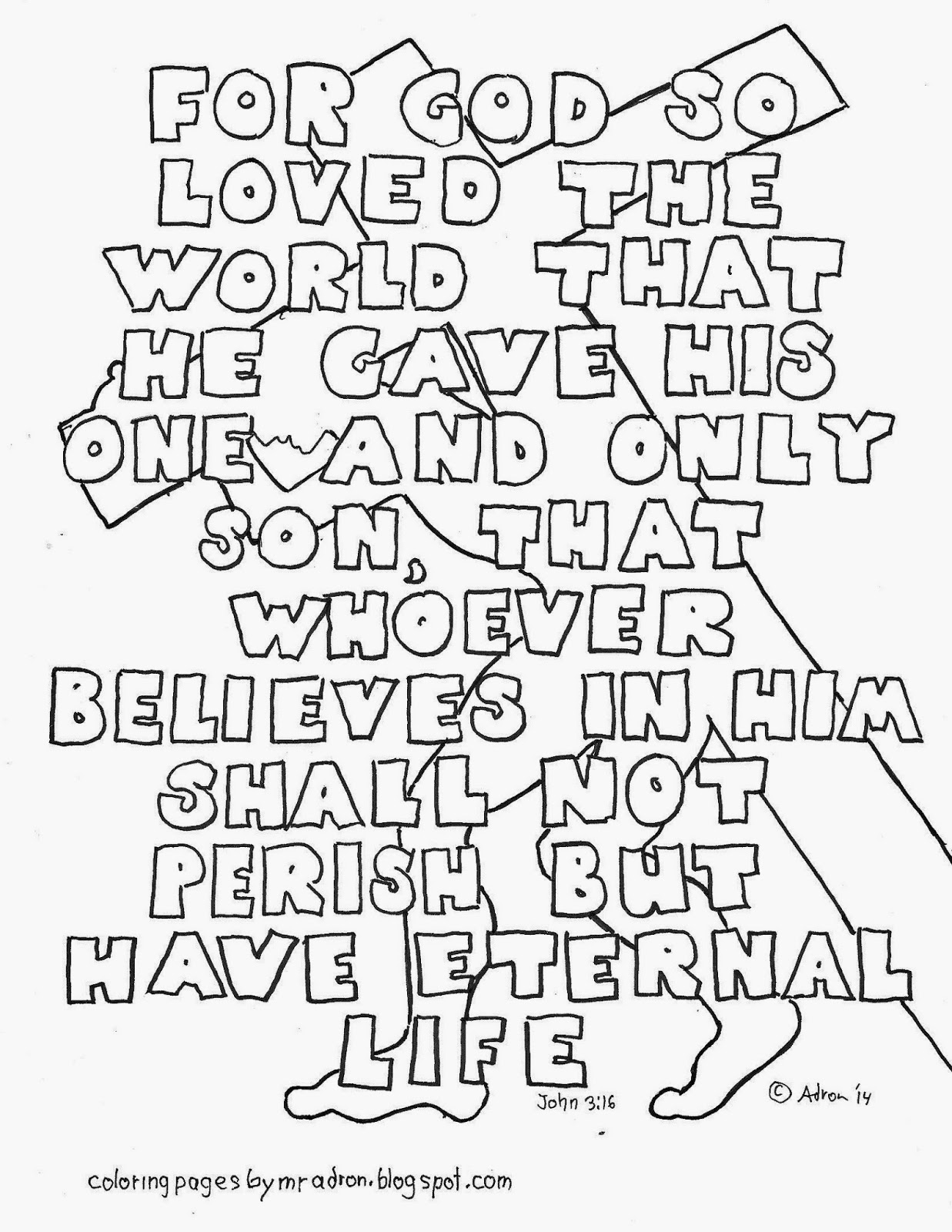 Bible Verse Valentines Day Pages Coloring Pages