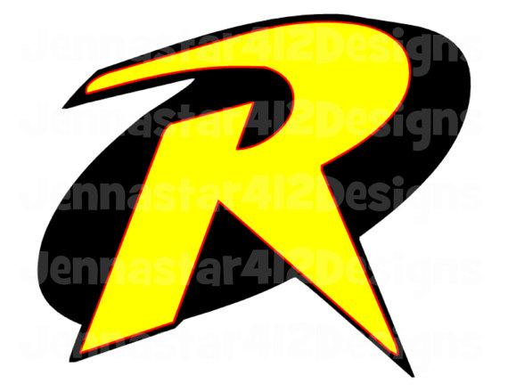 robin superhero logo template wwwimgkidcom the image