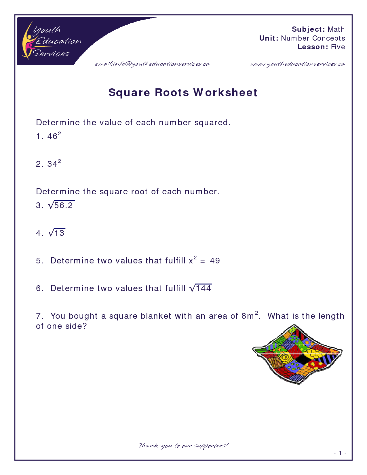 Uncategorized Square Root Worksheets math worksheets square and cube roots cube