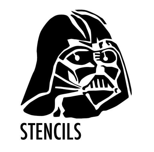 9 Images of Star Wars Stencils Printable