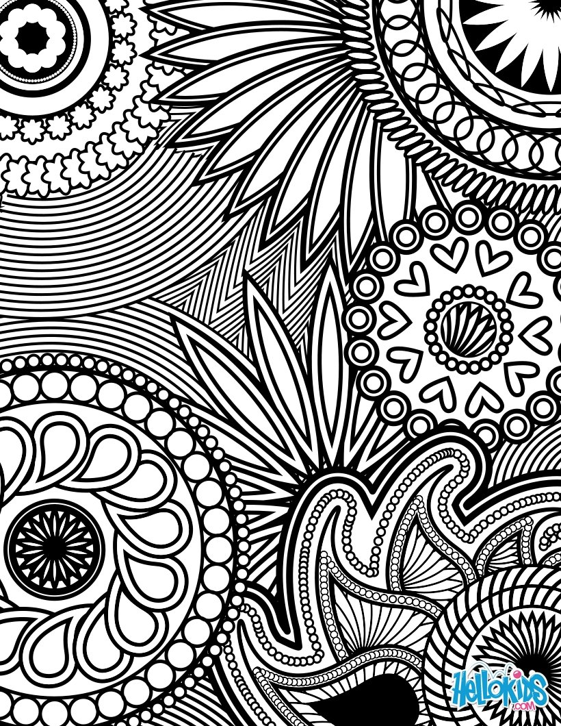 6 Images of Printable Adult Coloring Pages Hearts