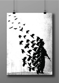 Banksy Stencils Printable Free