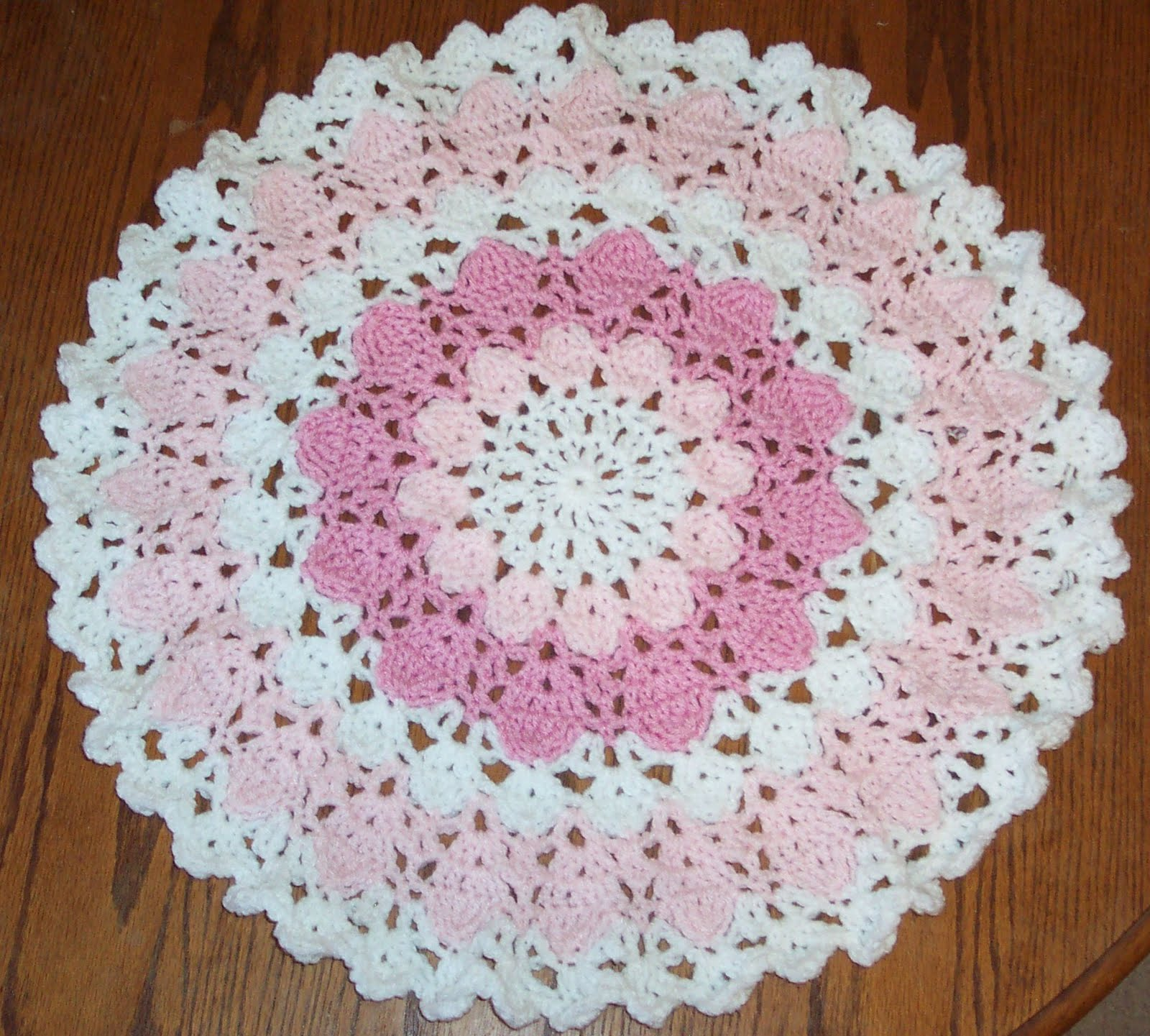 5 Best Images of Crochet Doily Patterns Free Printable ...