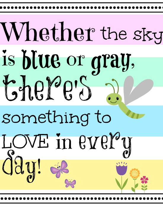 Free Printable Inspirational Quotes Girls
