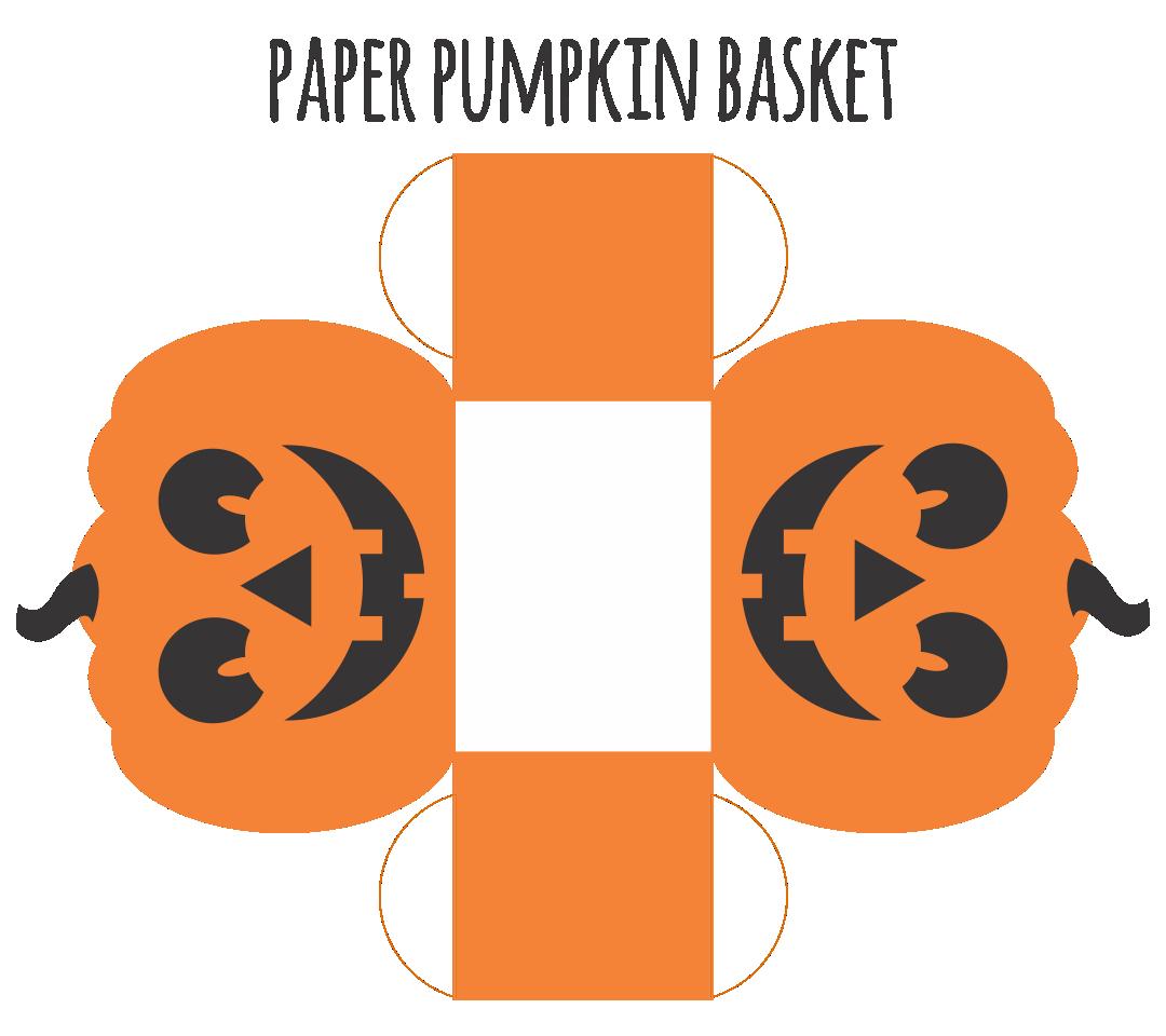 Printable Preschool Halloween Crafts