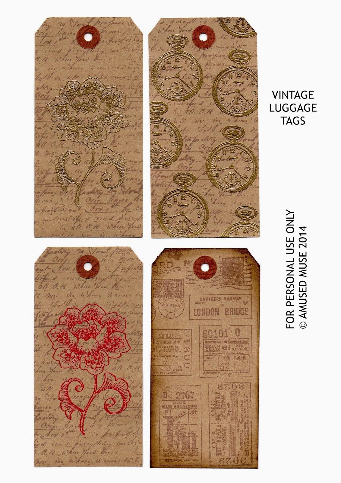 5 best images of vintage luggage tags printable vintage luggage tags template free printable. Black Bedroom Furniture Sets. Home Design Ideas