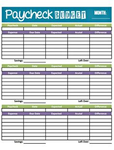 Printables Printable Personal Budget Worksheet worksheet weekly budget printable kerriwaller 7 best images of home money worksheets free budget