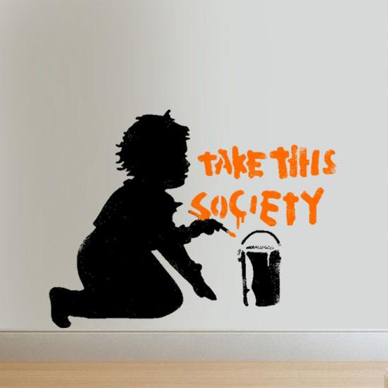 Plastic Reusable Wall Stencils