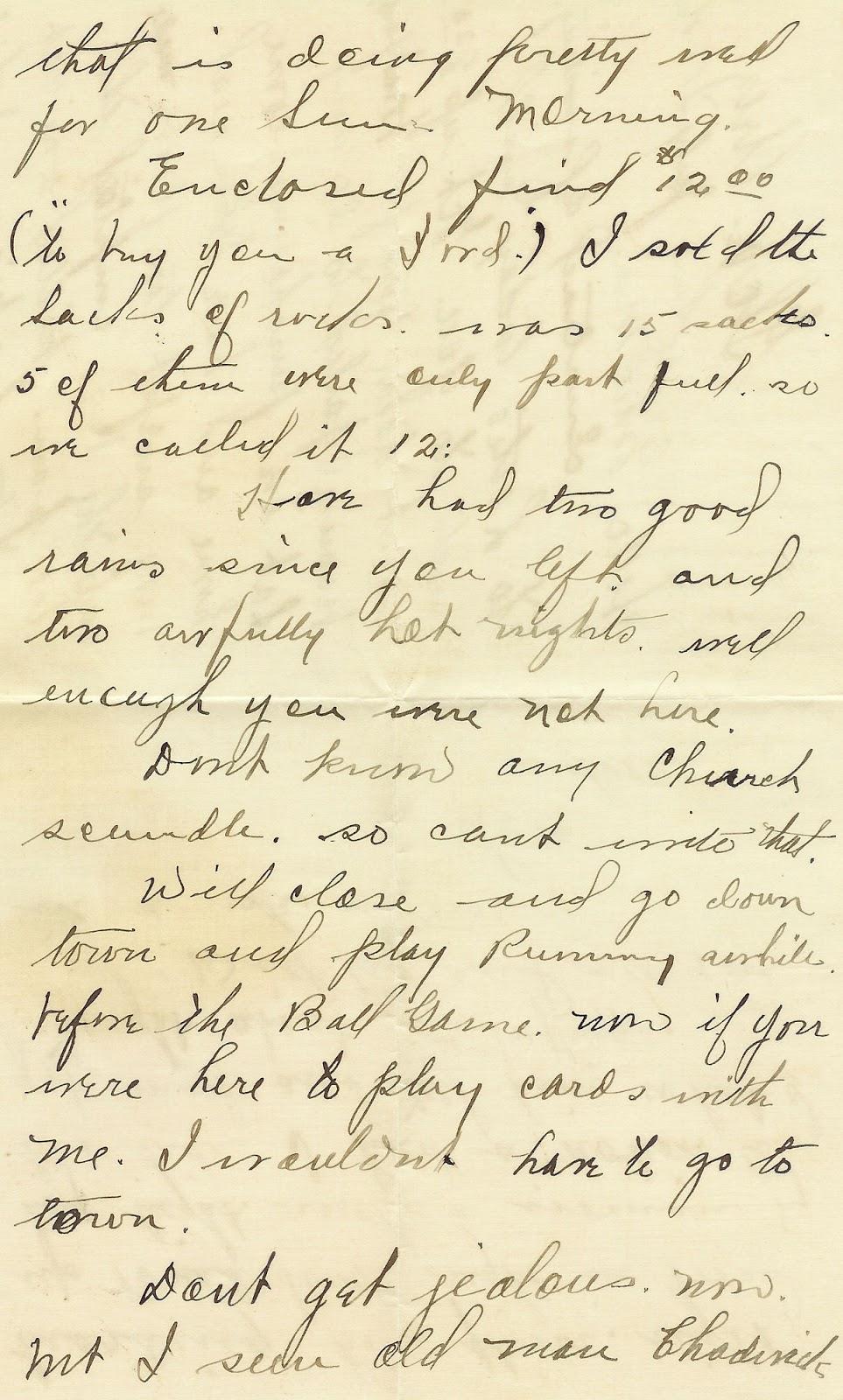 Printable Vintage Love Letters