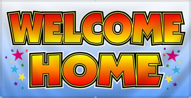 6 Images of Welcome Home Banners Printable Mom