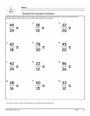 math worksheet : 4 best images of printable math fourthgradeworksheets  writing  : Math Worksheet For 6th Grade