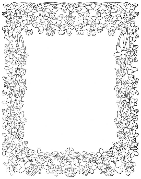 Free Printable Borders and Frames