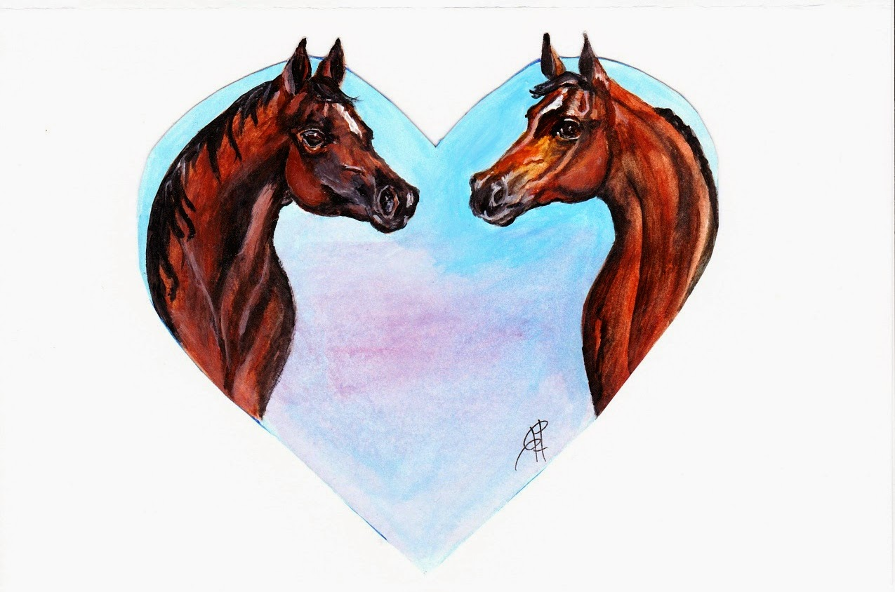 - 7 Best Images Of Horse Valentine Printable Cards Crafts - Free