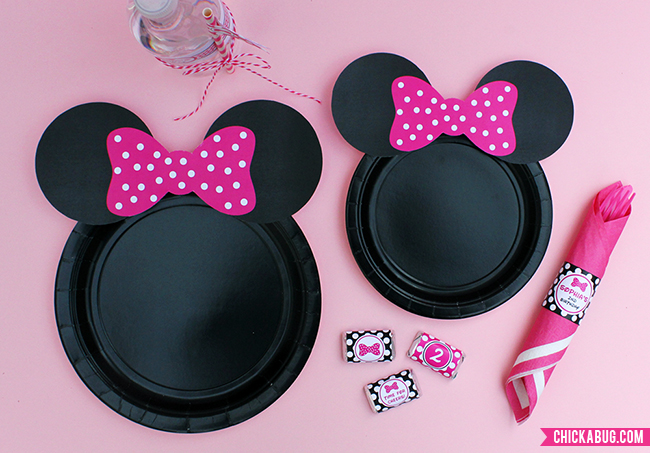 8 best images of minnie mouse ears printable free for Minnie mouse ear template
