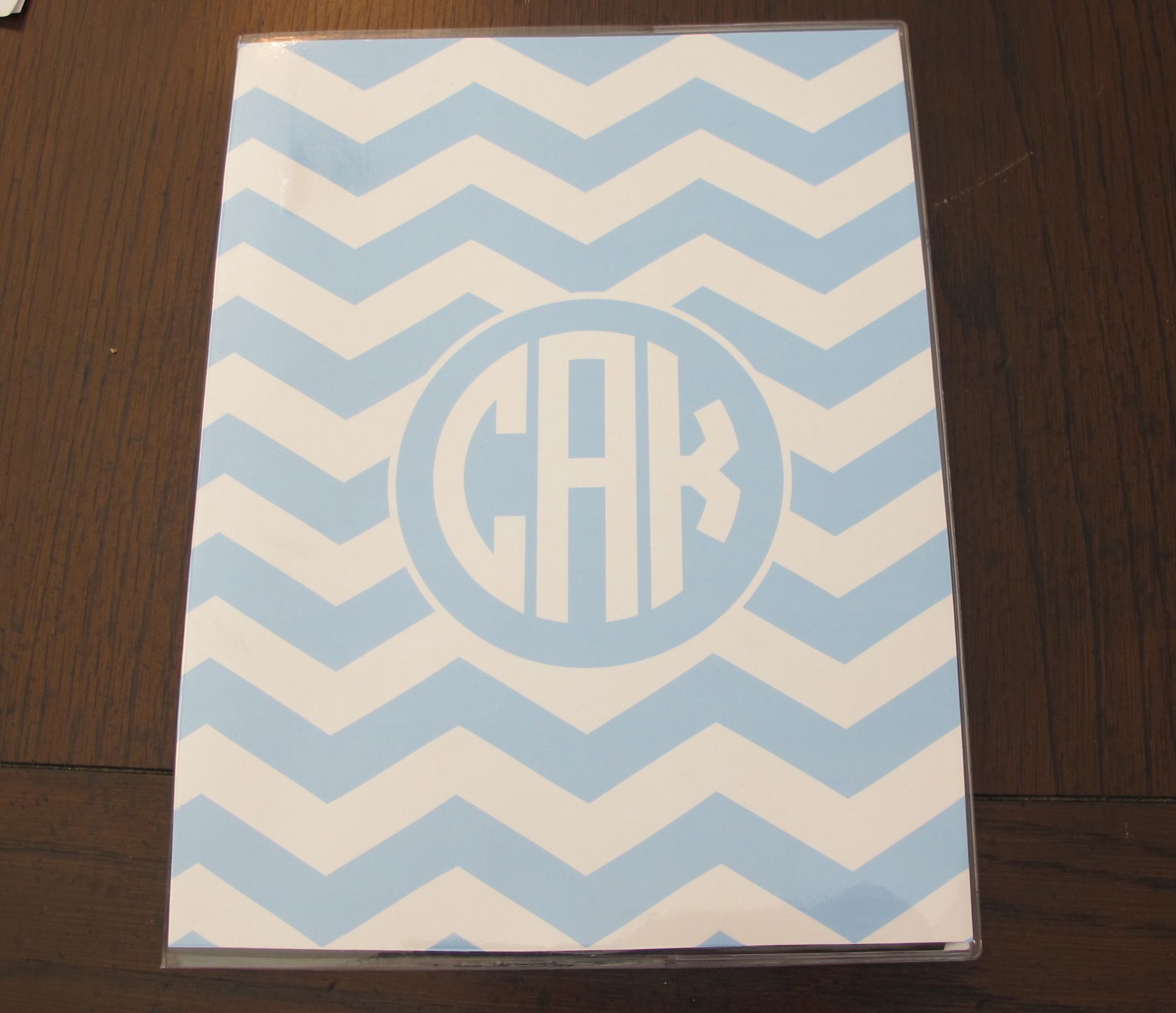 7 Images of Personalized Monograms Calendar Printable