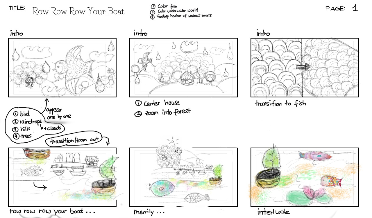 Best Images Of Row Your Boat Nursery Rhyme Printables