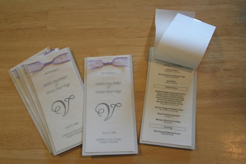 9 Best Images Of Free Printable Diy Wedding Programs Free