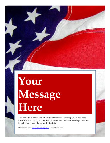 10 Images of Patriotic Free Printable Templates