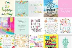 4 Images of Erin Condren Stickers Free Printable Jan