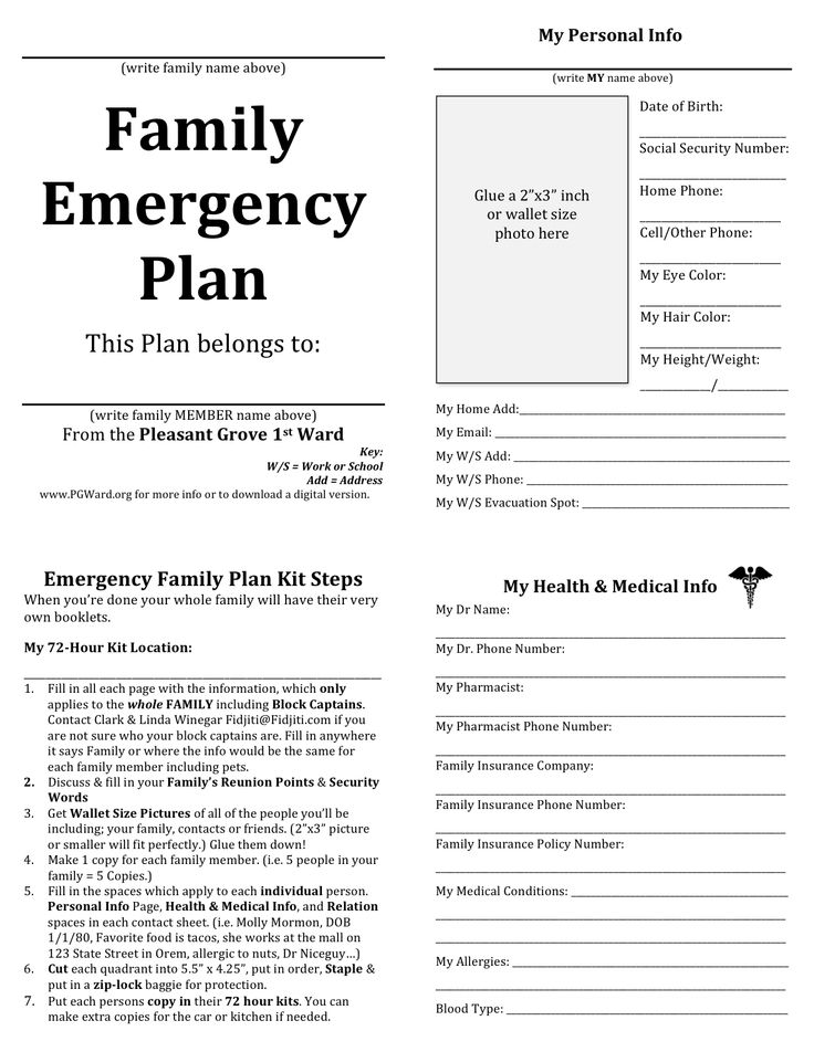 Printables Emergency Preparedness Worksheet emergency preparedness worksheet answers intrepidpath plan worksheets